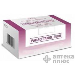 Парацетамол Евро р-р д/инф. 10 мг/мл контейнер 100 мл №12