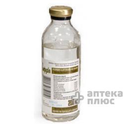 Рингера Лактатный Раствор раствор для инфузий бут. 200 мл