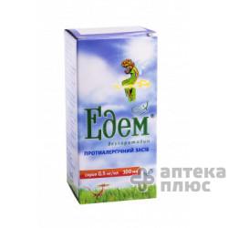 Эдем сироп 0,5 мг/мл 100 мл №1