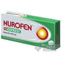 Нурофен Экспресс таблетки п/о 200 мг №24
