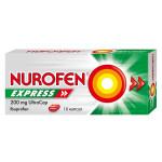 Нурофен Экспресс Ультракап капсулы 200 мг №10