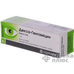 Декса-Гентамицин кап. глаз. флакон-капельн 5 мл №1