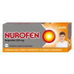 Нурофен таблетки п/о 200 мг блистер №8