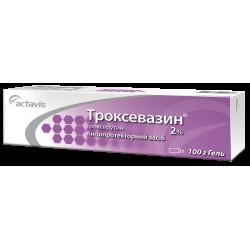 Троксевазин гель 2% туба 100 г