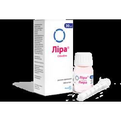 Лира раствор 100 мг/мл флакон 30 мл №1