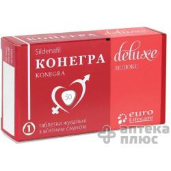 Конегра Делюкс таблетки жев. 50 мг №1