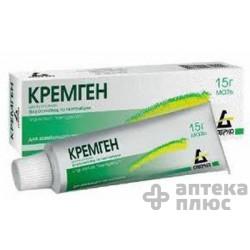 Кремген мазь туба 15 г №1