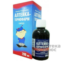 Алтейка сироп флакон 200 мл №1