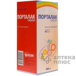Порталак сироп 3,3 г/5мл флакон 500 мл №1
