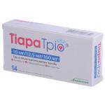 Тиара Трио табл. п/о 182,5 мг №14