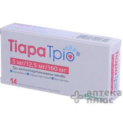 Тиара Трио табл. п/о 177,5 мг №14