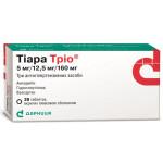 Тиара Трио табл. п/о 177,5 мг №28