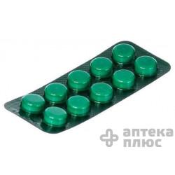 Парацетамол таблетки 200 мг №10