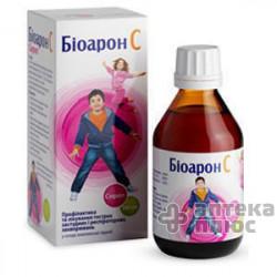 Биоарон сироп 100 мл №1