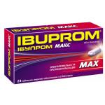 Ибупром Макс таблетки п/о 400 мг №24