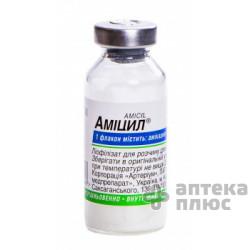 Амицил лиофил. порошок для инъекций 1000 мг флакон