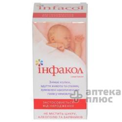 Инфакол сусп. орал. 40 мг/мл фл. 50 мл №1