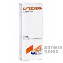 Катеджель С Лидокаином гель шприц-туба 12,5 г №1
