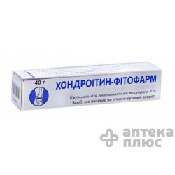 Хондроитин гель 5% туба 40 г №1