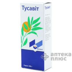 Тусавит сироп 125 г №1